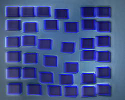 click to view my desktop picture 'blurry cubes'